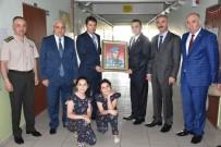 AHMET ERDOĞDU - Şehit Savunmaz'ın Adının Verildiği Okulda Şehitlik Köşesi Oluşturuldu