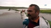 Sel Nedeniyle Mahsur Kalan 5 Kişi Kurtarıldı