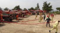 YANGIN HELİKOPTERİ - Silifke Orman İşletme Müdürlüğü Yangın Sezonuna Hazır