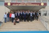 GÜMRÜK MÜDÜRÜ - Silopi MYO'da Lojistik Ve Dış Ticaret Semineri