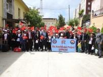 ŞIRNAK VALİSİ - Şırnak'tan 100 Öğrenci İstanbul'a Uğurlandı