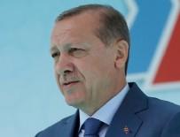 SALİH TUNA - Erdoğan size ne etti?