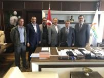 GIDA KONTROL - Sökeli Pamukçuların Sorunları Ankara'ya Taşındı