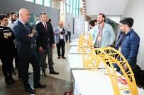 ÖĞRENCILIK - Spagettiden Köprüler Renkli Görüntülere Sahne Oldu