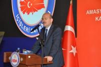 SÜLEYMAN SOYLU - Süleyman Soylu Seçim Güvenliği Önlemlerini Anlattı