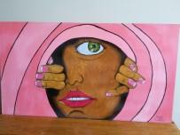SULUCA - Suluca Ortaokulu'nda Görsel Sanatlar Sergisi