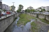 SEL BASKINI - Tekkeköy'deki Dereler Islah Ediliyor