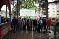 ÖMER TORAMAN - Tokat'ta 2 Bin Kişiye Vakıf Yemeği İkramı