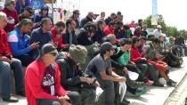YAMAÇ PARAŞÜTÜ - Tokat'ta Yamaç Paraşütü Heyecanı