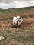 SIVAS CUMHURIYET ÜNIVERSITESI - Trafik Kazası 1 Yaralı