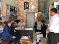 ERSOY ARSLAN - Turgutlu'da Hizmetler Anlatıldı
