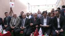 TOPLUM MERKEZİ - Türk Kızılayının 14. Toplum Merkezi Mardin'de Açıldı