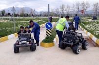 TRAFİK EĞİTİMİ - Van'da Miniklere Trafik Eğitimi