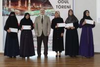 YUSUF ZIYA YıLMAZ - Van'da 'Siyer-İ Nebi Ve Deneme Sınavı' Ödül Töreni