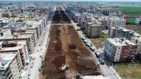 ÖMER ÇİMŞİT - Viranşehir'de Şehir Parkının Temeli Atıldı
