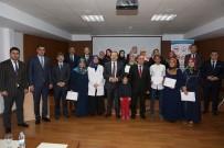 Yatalak Hasta Destek Projesi Kursiyerlerine Sertifika