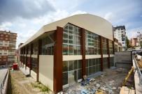 ATATÜRK KAPALI SPOR SALONU - Yenimahalle'nin Açılışları Başlıyor