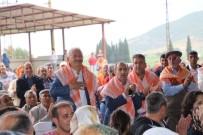 SEBZE HALİ - Yörükler Ahmetli'de Diz Vurdu