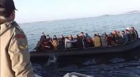 20 Kişilik Bota 57 Kişi Bindirilip Ölüm Yolculuğuna Çıktılar