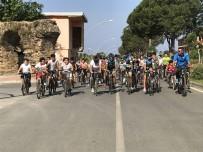 ENERJİ TASARRUFU - 200 Öğrenci Bisikletle Okula Geldi
