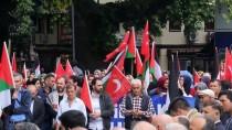 ORHANGAZI PARKı - ABD'nin İsrail Büyükelçiliğini Kudüs'e Taşımasına Tepkiler