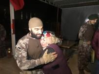 POLİS ÖZEL HAREKAT - Afrin'den Dönen Özel Harekatlar Sevinç Gözyaşlarıyla Karşılandı