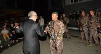 KURBAN KESİMİ - Afrin'e Giden Özel Harekatçılar Yuvaya Döndü