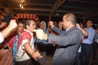 ABDULLAH UÇGUN - Alaşehir'de Temsili Askerlik Yapacak Engelliler İçin Kına Gecesi