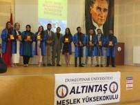 FERIT KARABULUT - Altıntaş MYO' Dan 185 Öğrenci Mezun Oldu