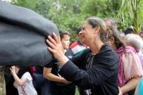SEVINDIK - Anneler Anıtı Gözyaşlarıyla Açıldı