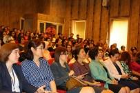 BAKIM MERKEZİ - Antalya Hemşirelik Haftasını AÜ'de Kutladı