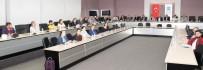 İŞ VE MESLEK DANIŞMANLARI - Ar-Ge Ve Tasarım Merkezleri Kurulumu Bilgilendirme Toplantısı Düzenlendi