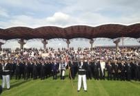 SINIR GÜVENLİĞİ - Bakan Soylu, PAEM 3. Dönem Amirlik Eğitimi Mezuniyet Törenine Katıldı