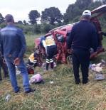 Balıkesir'de Trafik Kazası Açıklaması 3 Ölü