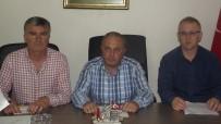 BANDIRMASPOR - Bandırmaspor'dan Hakem Bülent Birincioğlu'na Tepki