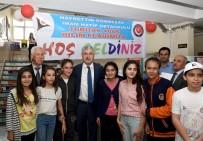 MEHMET ERDEM - Başkan Polat, Bilim Şenliğine Katıldı