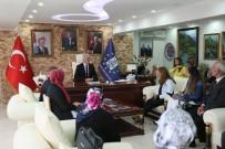 TÜRKIYE SAKATLAR DERNEĞI - Başkan Saraçoğlu Açıklaması Engelli Vatandaşlarımız Da Onuruna Yaraşır Bir Yaşamı Sürdürme Hakkına Sahiptir
