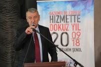 HALİL İBRAHİM ŞENOL - Başkan Şenol, 'Yapacak Daha Çok İşimiz Var'