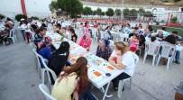 KARABAĞ - Bayraklı'da 6 Noktaya İftar Çadırı