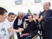 TERMAL TURİZM - Belediye Başkanı Çalışkan Açıklaması Engellilerin Dert Ve Sıkıntılarında Her Zaman Yanlarındayız