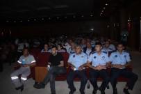 ŞÜPHELİ PAKET - Belediye Personeline Terör Ve Kent Güvenliği Semineri