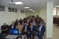 AHMET GENCER - Besni Köylere Hizmet Götürme Birliği Meclis Toplantısı Yapıldı