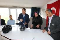 KURA ÇEKİMİ - Beyşehir'de Kurayla Gelen İş Sevinci