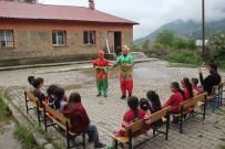 TİYATRO OYUNU - Bitlis'te 'Tiyatrosuz Çocuk Kalmasın' Projesi
