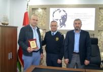 TRAFİK TESCİL - Bozüyük'te Yılın Şoförü Ödüllendirildi