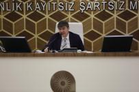 RAYLI SİSTEM - Büyükşehir Belediyesi 2017 Mali Yılı Kesin Hesabı Kabul Edildi