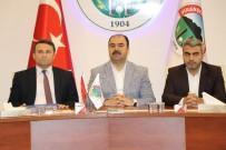 NİHAT ÇİFTÇİ - Büyükşehir Belediyesinden Viranşehir'e Yatırımlar