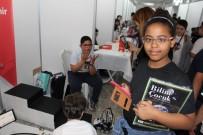 ROBOTLAR - Çamlıca Okulları Robocot Festivalinde
