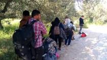 Çanakkale'de 23 Yabancı Uyruklu Yakalandı
