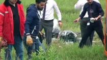 Çorum'da Para Nakil Aracı Devrildi Açıklaması 2 Yaralı